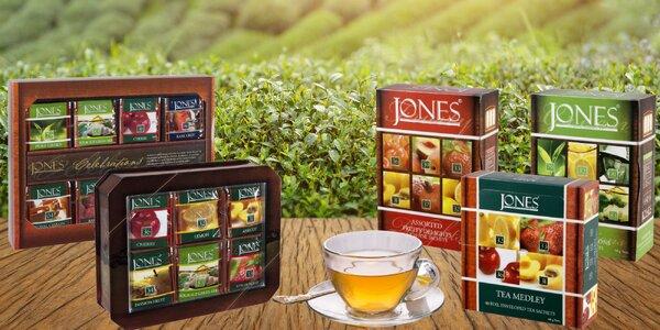 Dárková kolekce čajů ze Srí Lanky