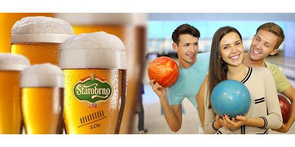 10 piv a DVĚ hodiny bowlingu