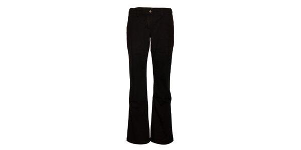 Dámské černé džínové kalhoty Alpine Pro