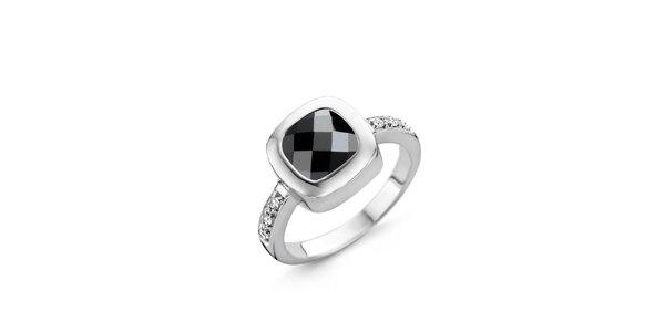 Dámský stříbrný prsten se zirkonem Orphelia