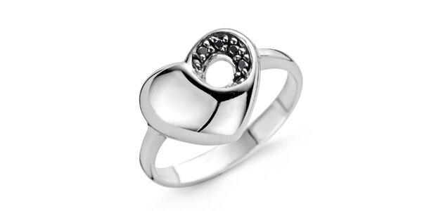 Dámský prstýnek se srdcem Orphelia