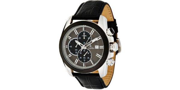 Pánské hodinky se stopkami Orphelia