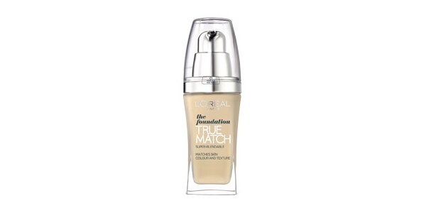 True Match Liquid C1 Rose Ivory 30ml - tekutý make-up