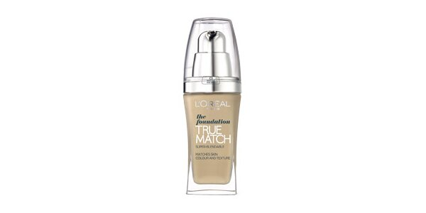 True Match Liquid C3 Rose Beige 30ml - tekutý make-up