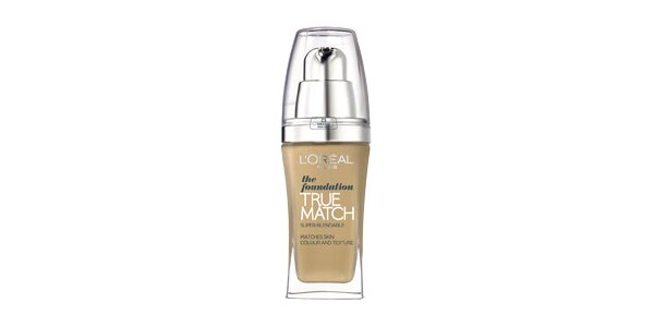 True Match Liquid C5 Apricot Sand 30ml - tekutý make-up