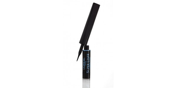 Super Liner Black Carbon Gloss 6ml - tekuté oční linky