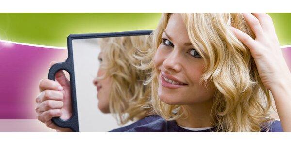 Mytí, balzám, střih, vysoušení a styling pro všechny délky vlasů