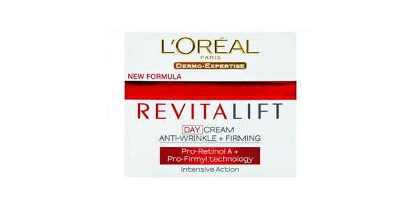 Revitalift Day 50 ml - denní krém s elastinem
