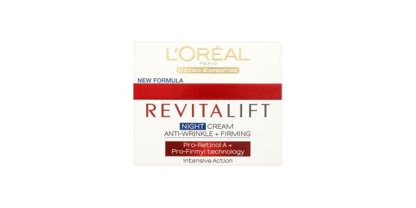 Revitalift Night 50ml - noční krém s elastinem