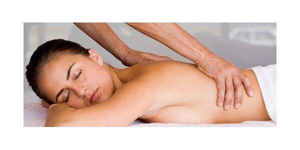 Zdravotní masáž klasická na 90 minut