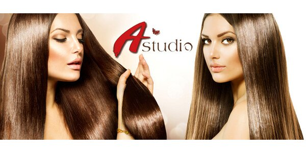 Nový střih nebo keratinové ošetření vlasů