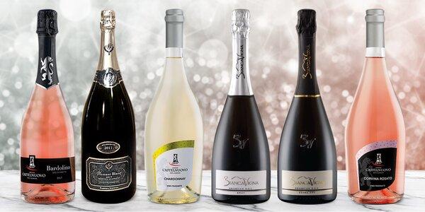 Italské bublinky: Prosecco a bílá i růžová vína
