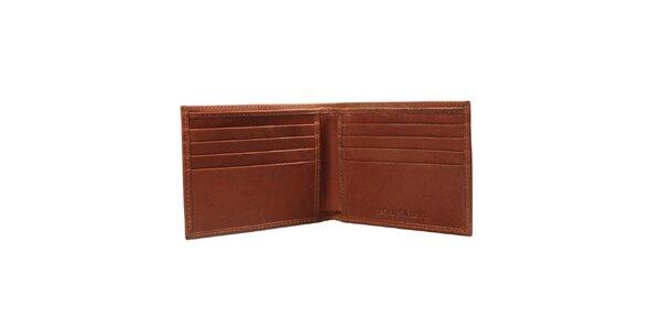 Pánská hnědá peněženka Forbes&Lewis