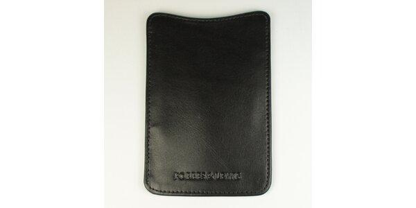 Černé pouzdro na iPhone Forbes&Lewis