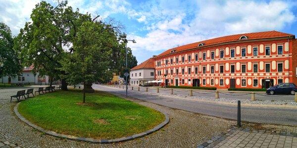 Pobyt na zámku u Zlína, Buchlovic i Velehradu