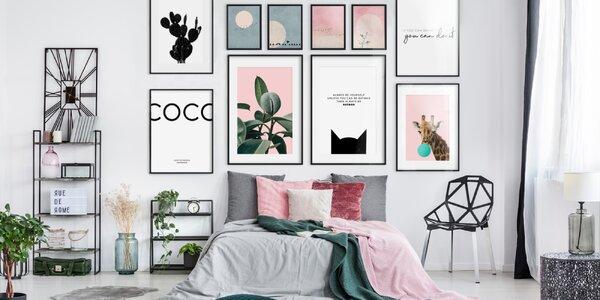 Designový tisk na plátno a fotopapír Finlay & Noa