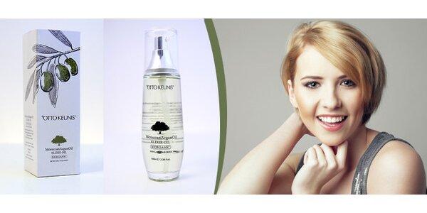 BIO Arganový olej na vlasy - Otto Keunis 100 ml