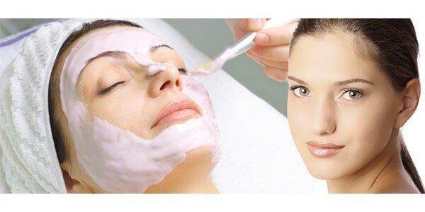 Kosmetické ošetření pro krásnější pleť