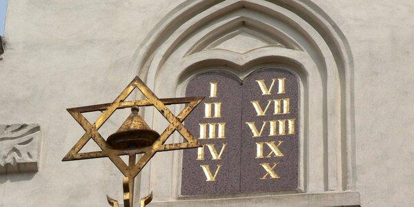 Prohlídka pražského židovského města s průvodcem