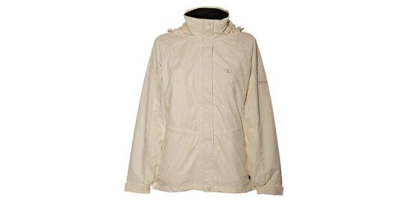 Dámská krémová bunda Northland Professional s fleecovou vložkou