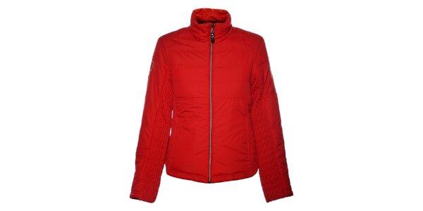 Dámská červená prošívaná bunda Northland Professional