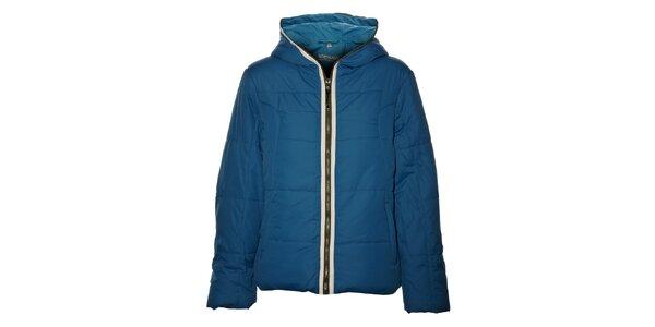 Dámská tyrkysově modrá zimní prošívaná bunda Northland Professional