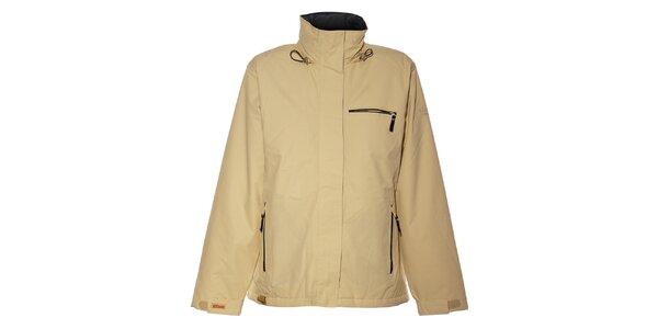 Dámská světle krémová zimní bunda Northland Professional