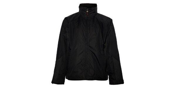 Pánská černá bunda Northland Professional s fleecovou vložkou