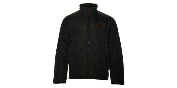 Pánská černá prošívaná bunda Northland Professional