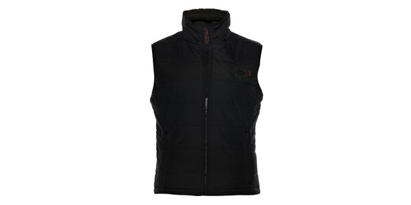 Pánská černá prošívaná vesta Northland Professional