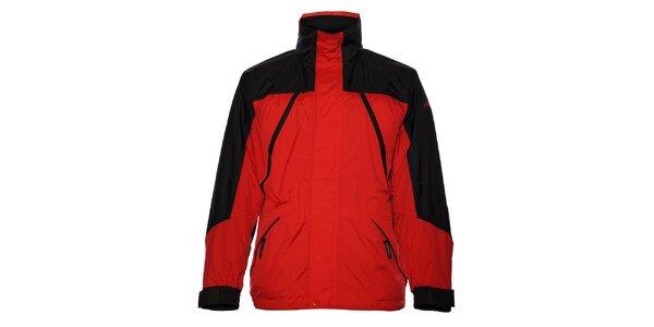Pánská červená bunda Northland Professional s fleecovou vložkou