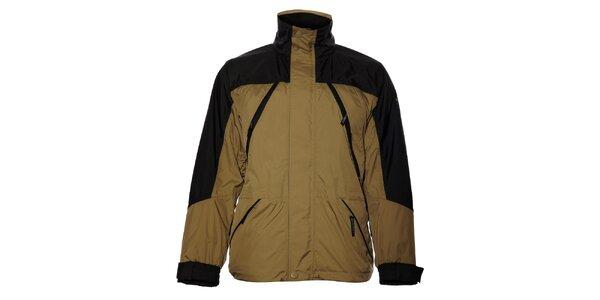 Pánská olivová bunda Northland Professional s fleecovou vložkou
