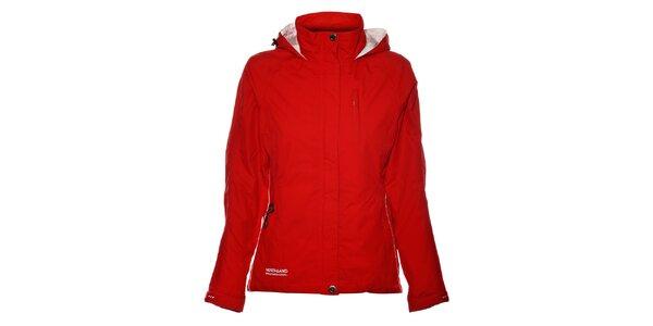 Dámská červená bunda Northland Professional