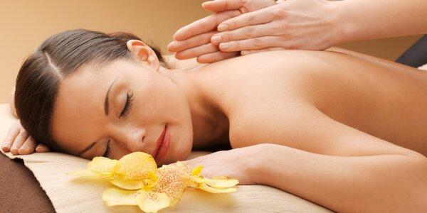 Polynéská hodinová masáž v Aquapalace Čestlice