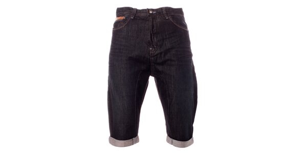 Pánské džínové šortky Exe
