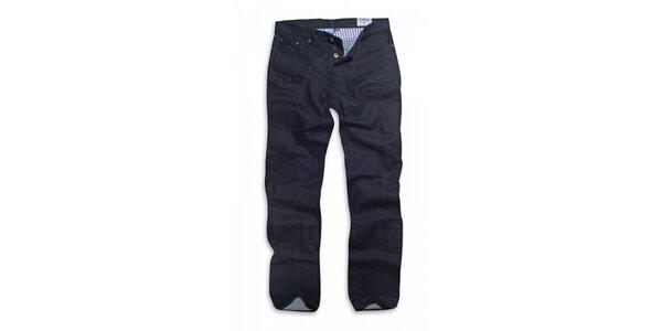 Pánské tmavě modré džíny Paul Stragas