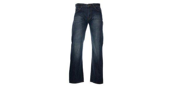 Pánské tmavě modré džíny Timeout