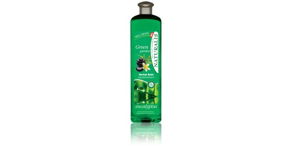 Naturalis Green Garden /eukalyptus/ koupel1000ml