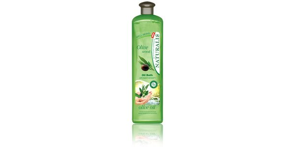 Naturalis Olive Wood /olivové mléko/ koupel1000ml