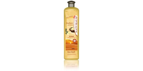 Naturalis Indian Summer /baaobab/ koupel1000ml