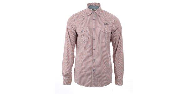 Pánská proužkovaná košile GAS