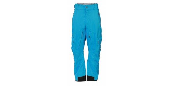 Pánské zářivě modré sportovní kalhoty Fundango s membránou
