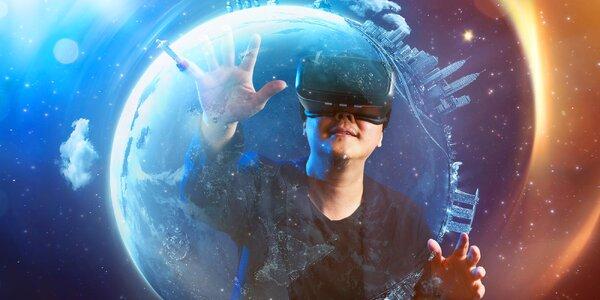 60 min. ve virtuální realitě vč. hry Beat Saber