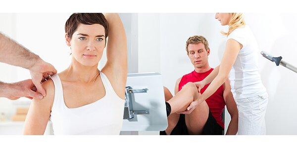 Terapeutická metoda odstraňující bolestivé trigger points
