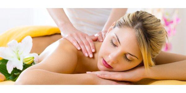 30 nebo 60minut fyzioterapie nebo božské masáže