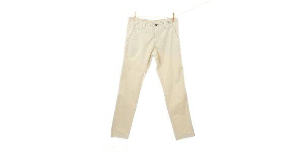 Pánské slonovinové chino kalhoty Tommy Hilfiger