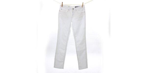 Dámské klasické bílé džíny Tommy Hilfiger