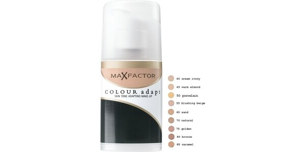 Color Adapt Lasting make-up 40 Creamy ivory 34ml