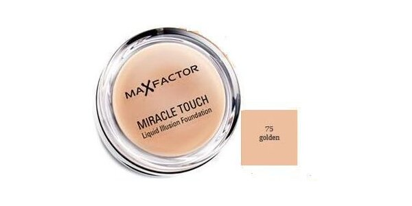 Miracle Touch Liquid 75 Golden make-up 11,5g