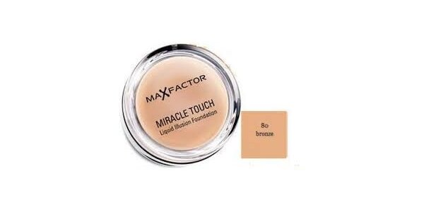 Miracle Touch Liquid 80 Bronze make-up 11,5g